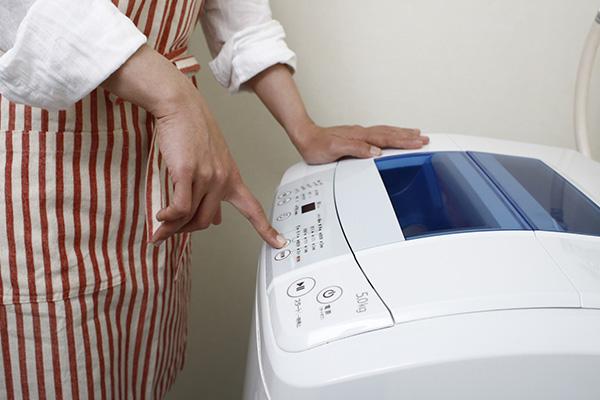 洗濯をするタイミング